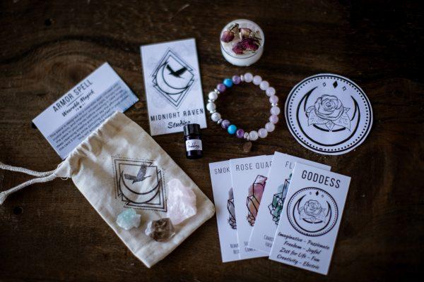 Goddess Archetypology Ritual Kit