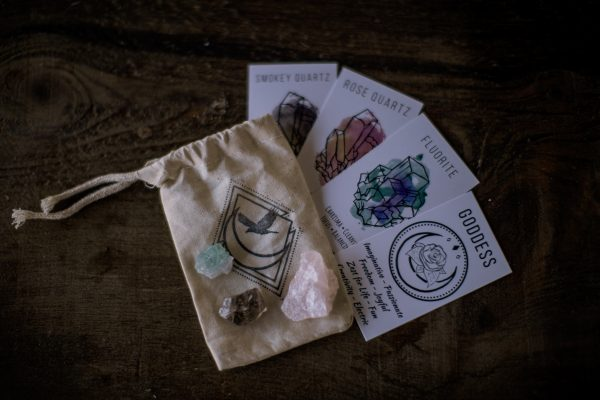 Goddess Crystal Kit