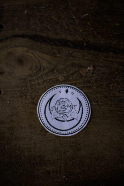 Goddess Sigil Sticker
