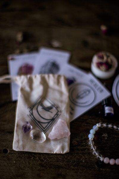 Healer Crystal Kit