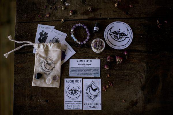 Alchemist Ritual Kit