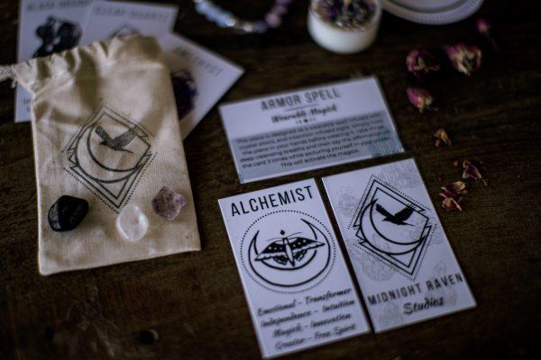 Alchemist Crystal Kit