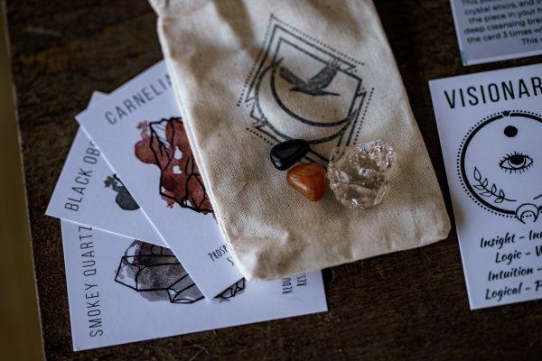 Visionary Crystal Kit