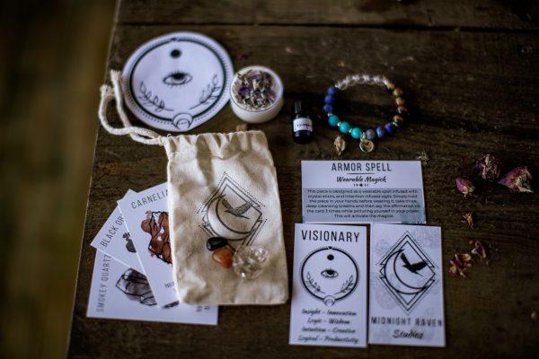 Visionary Archetypology Ritual Kit