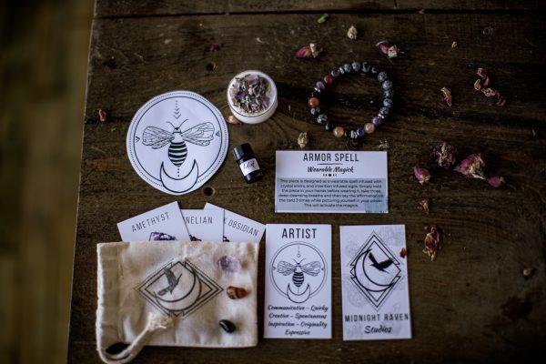 Artist Ritual Kit
