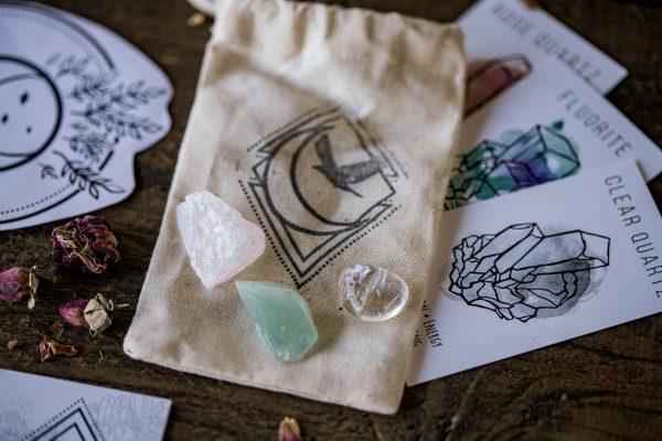 Naturalist Crystal Kit