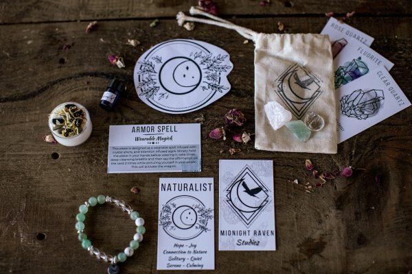Naturalist Ritual Kit