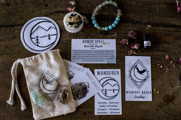 Wanderer Ritual Kit