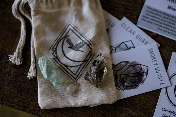 Wanderer Crystal Kit