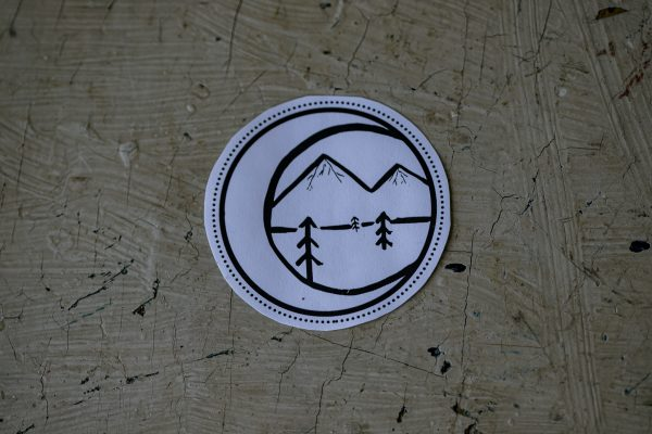 Wanderer Sigil Sticker