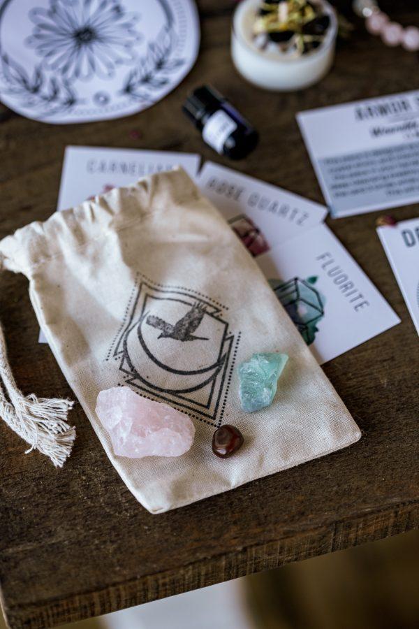 Dreamer Crystal Kit