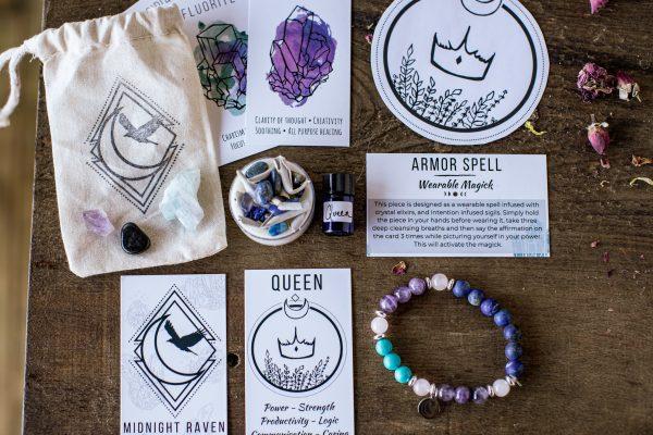 Queen Ritual Kit