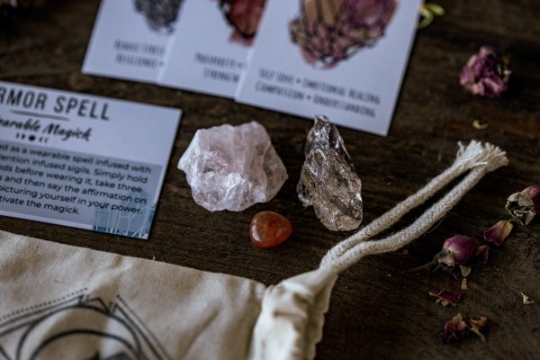 Warrior Crystal Kit