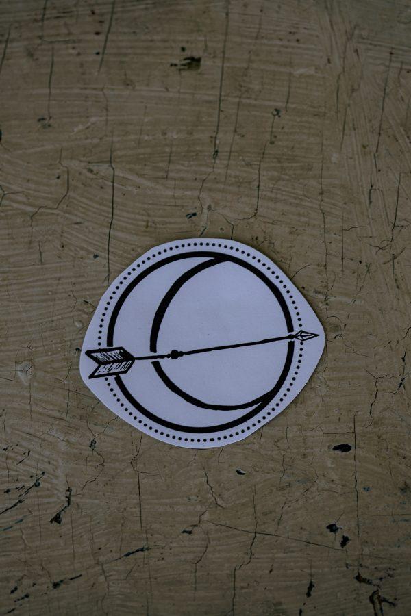 Warrior Sigil Sticker
