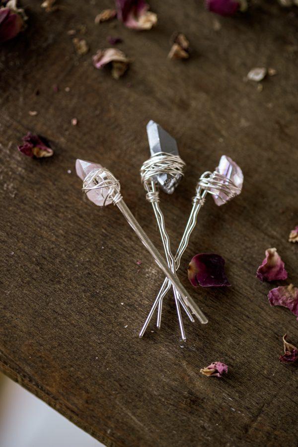 Goddess Hair Pin Set