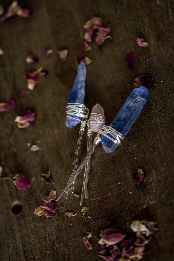 Healer Hair Pin Set