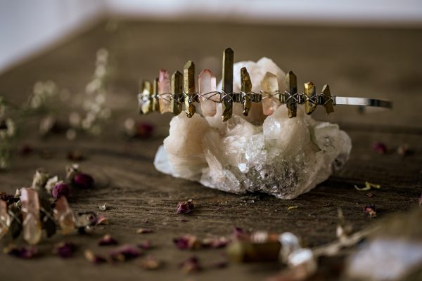 Warrior Crystal Crown