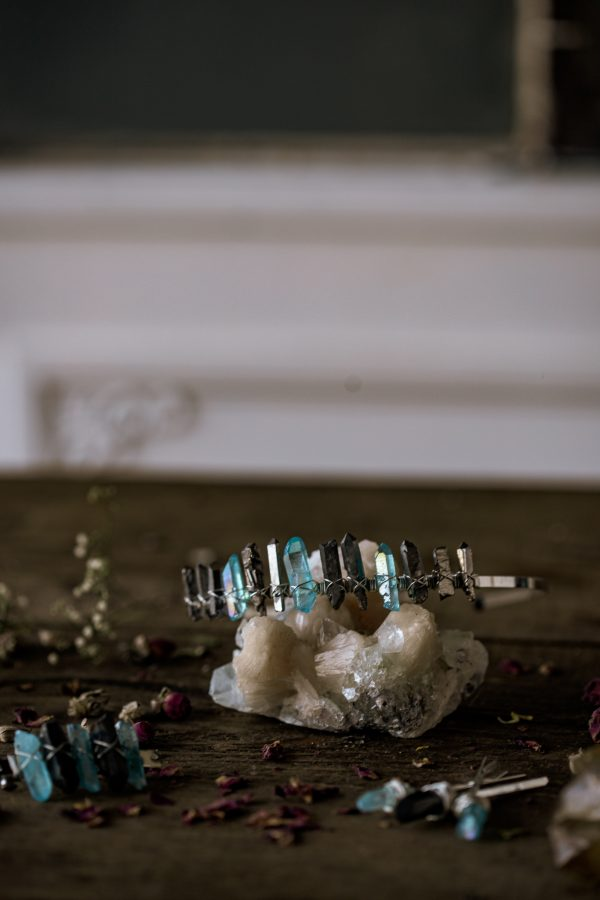 Alchemist Crystal Crown