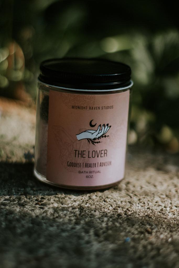 The Lovers Ritual Bath