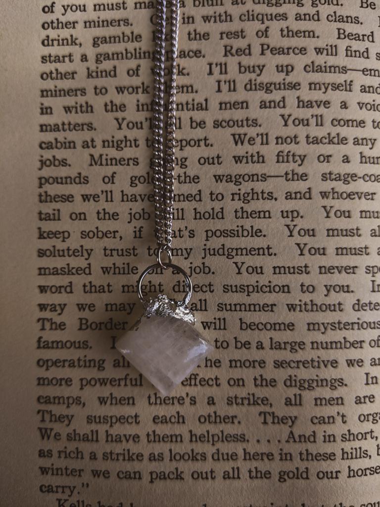 Moonstone Amulet 1