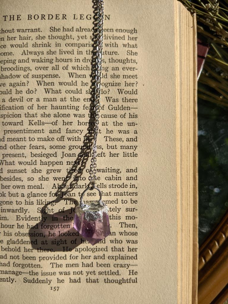 Amethyst Amulet 2